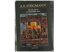 Stegmann-bok. Bilde.