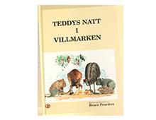 Barnebok, Teddys natt i villmarken_thumb. Bilde