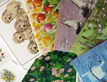 Sommerkort 2015 samlet. Bilde.